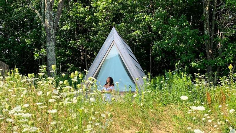 Forbes: Eastwind with Lushna cabins among 7 best glampings in NE USA