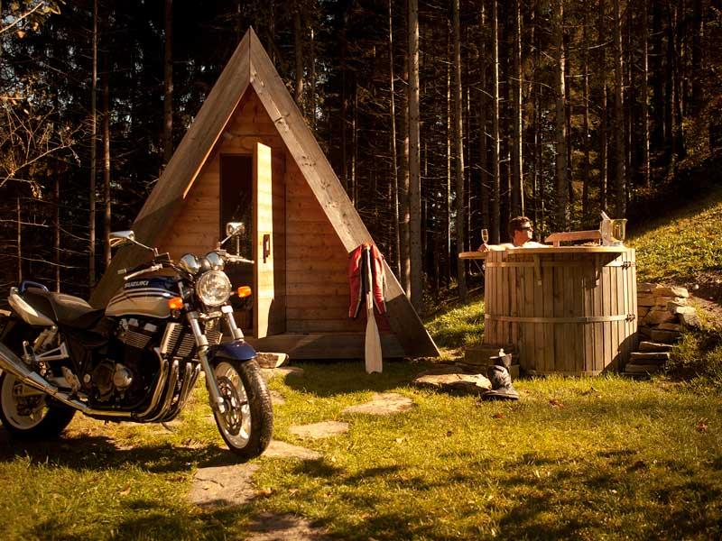 Gozdne vile Glamping, Bled